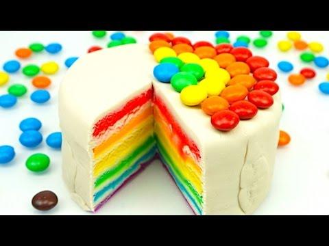 Пластилин Плей-до учимся лепить торт