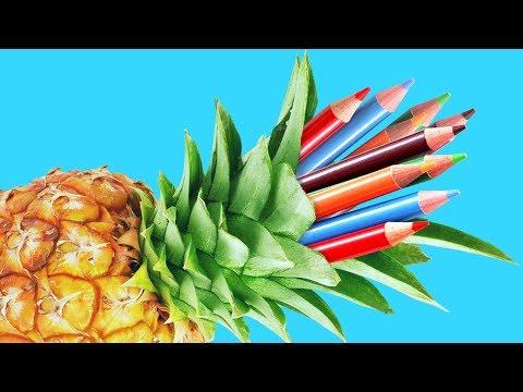 Организация рабочего стола — 5 карандашниц своими руками