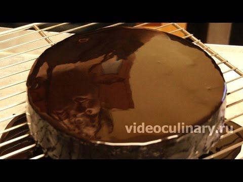 Зеркальная Шоколадная Глазурь - Рецепт Бабушки Эммы