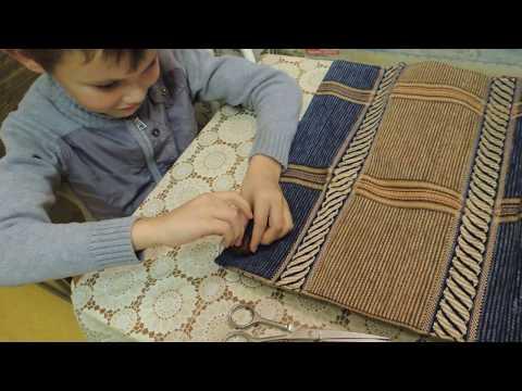 Массажный коврик из каштанов (massage Mat).