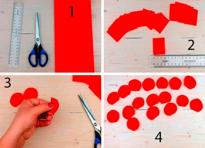 4-2-700x504 Роза из фоамирана (70 фото): как сделать своими руками, идеи и мастер-классы
