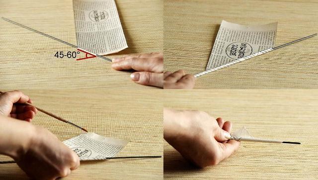 4 Плетение из газетных трубочек для начинающих пошагово: техника плетения, мастер класс, фото. Плетение корзин, шкатулок, коробок из газет для начинающих: схемы, загибы, фото
