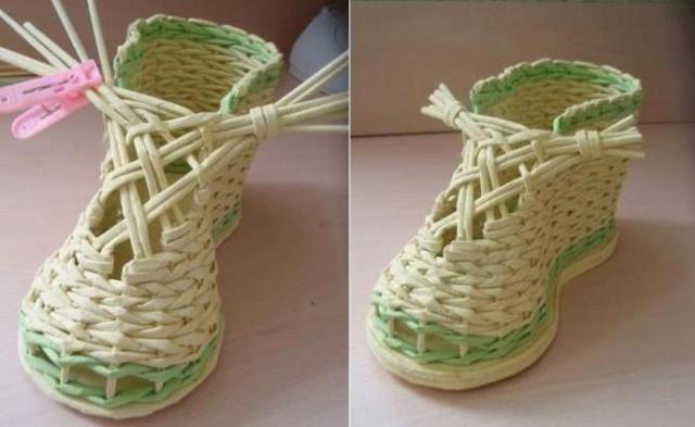 16 Плетение из газетных трубочек для начинающих пошагово: техника плетения, мастер класс, фото. Плетение корзин, шкатулок, коробок из газет для начинающих: схемы, загибы, фото