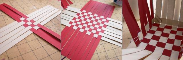 18 Плетение из газетных трубочек для начинающих пошагово: техника плетения, мастер класс, фото. Плетение корзин, шкатулок, коробок из газет для начинающих: схемы, загибы, фото
