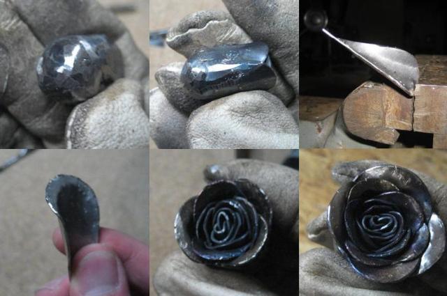 Поделки из железа сваркой для сада 138