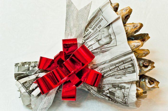 Оригинальные подарки на 23 февраля для мужчин своими руками