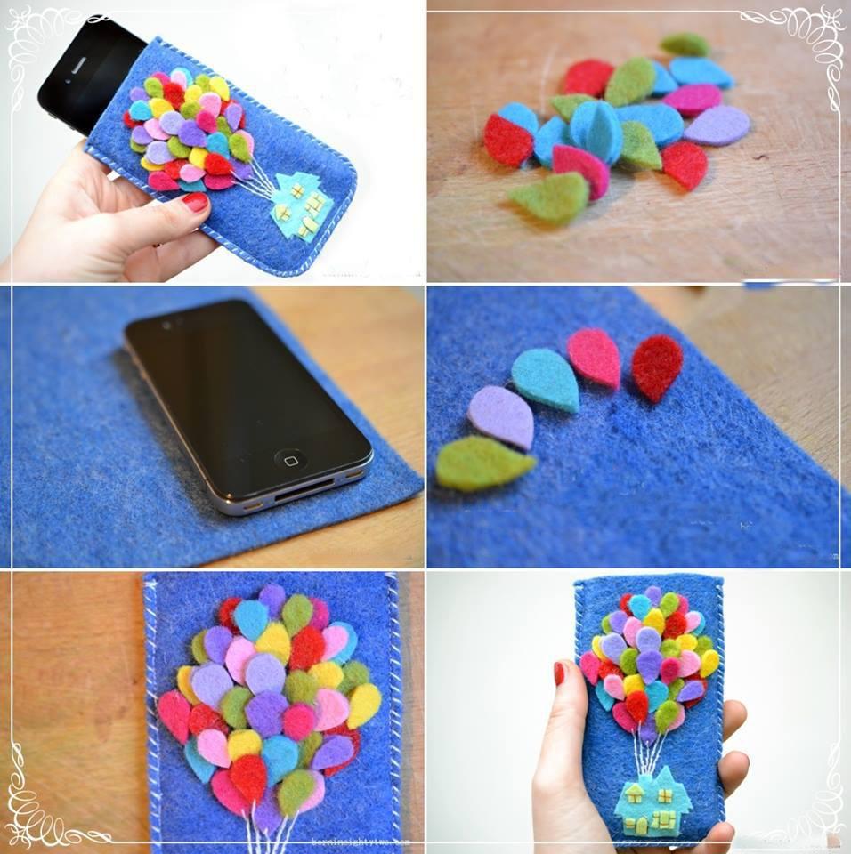 Чехол для мобильного телефона своими руками фото 750