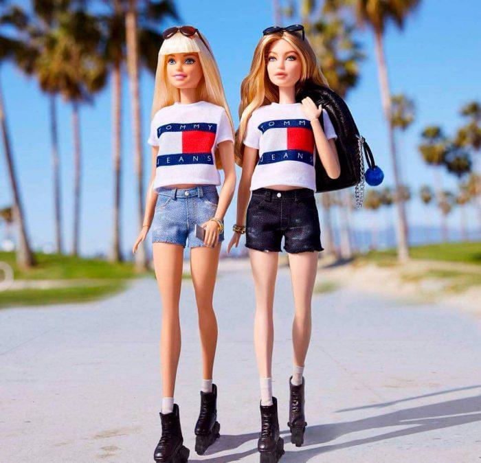 Парная одежда для кукол