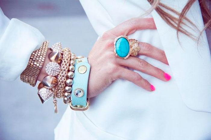 24-5 Простые и красивые браслеты своими руками, 10 идей с фото