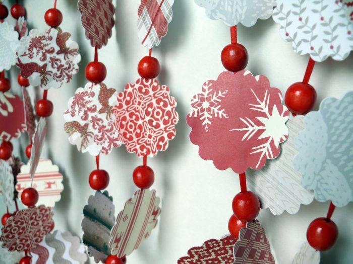 Гирлянды на Новый год для украшения дома
