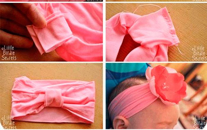 Как сшить повязки для головы фото 252