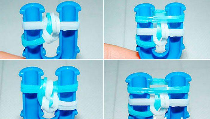 16-1-700x398 Как сделать браслеты из резинок на рогатке