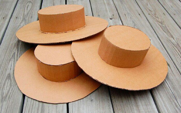 Шляпы для сада