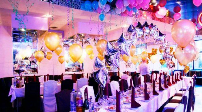праздничный зал на день рождения