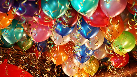 гелиевые шары фольгированные