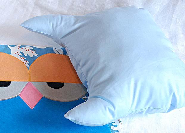 подушка сова своими руками мастер-класс