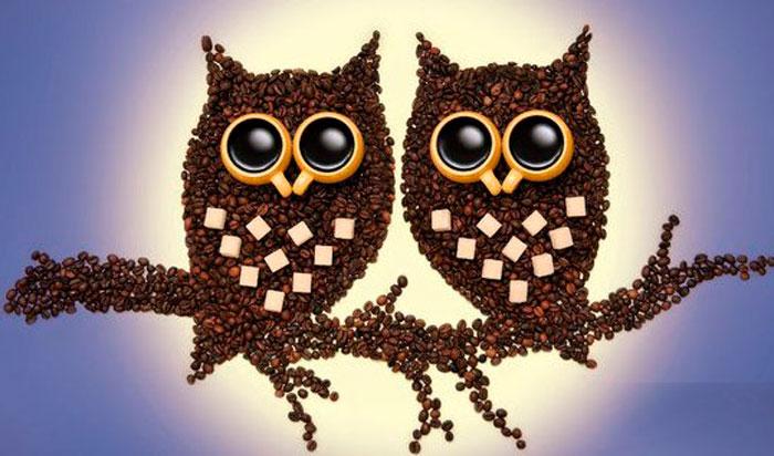 1 Поделки из кофейных зерен своими руками (пошагово)