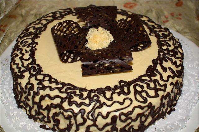Глазурь для торта - рецепты с фото. Как приготовить 79