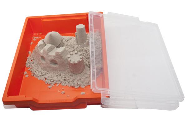 Условия хранения кинетического песка