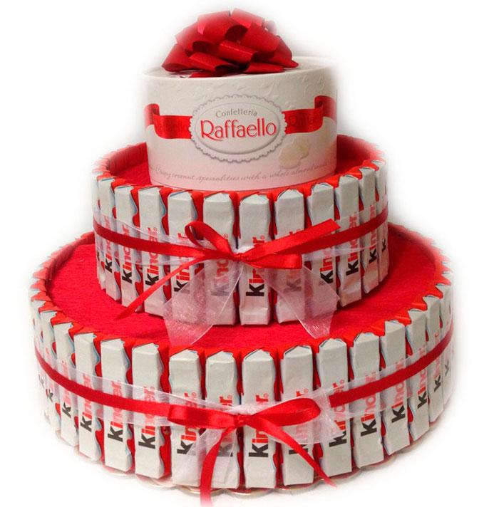 Своими руками коробка с конфетами