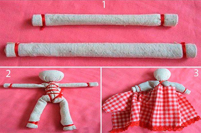14-700x462 Народная кукла своими руками из ткани: мастер-класс с фото и видео