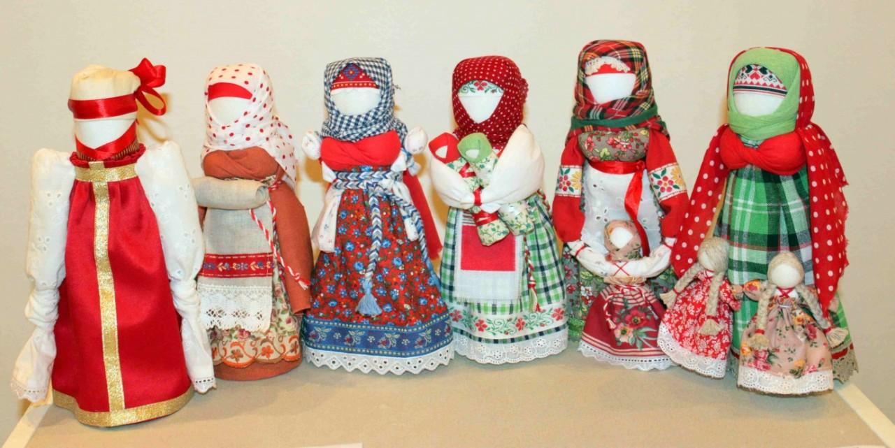 16 Народная кукла своими руками из ткани: мастер-класс с фото и видео