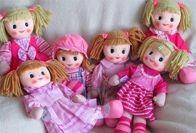 Тряпичная кукла поэтапно своими руками фото 889