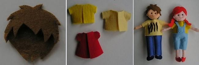 4-1 Тряпичные куклы своими руками: шаблоны, выкройки, мастер-классы