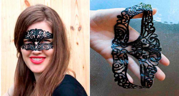 маска из бумаги своими руками