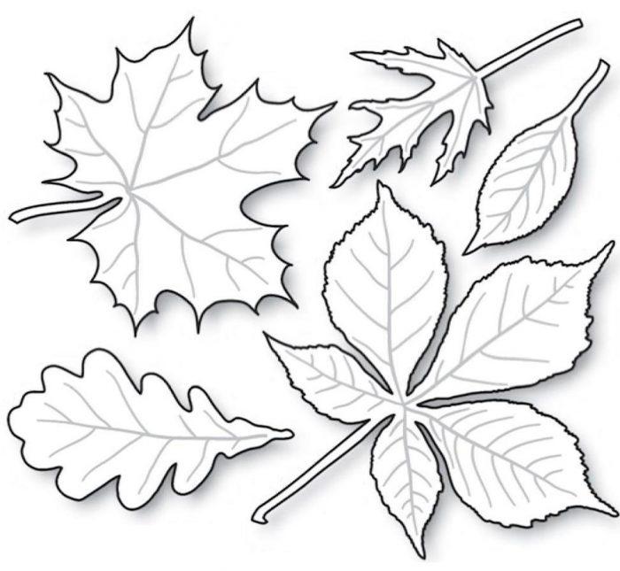 шаблоны листьев для венка из фоамирана