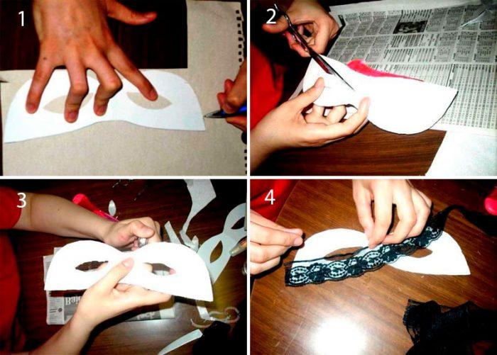 22-8-700x501 Как сделать маску из бумаги своими руками, 11 мастер-классов