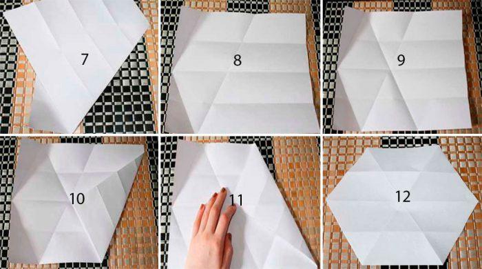 3-21-700x390 Снежинка из бумаги своими руками. Шаблоны, схемы, видео