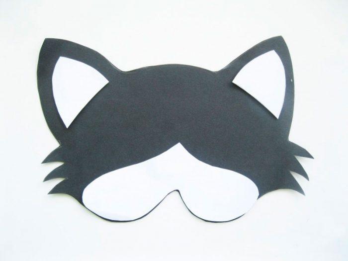 31-5-700x525 Как сделать маску из бумаги своими руками, 11 мастер-классов