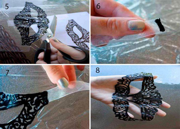 4-13-700x501 Как сделать маску из бумаги своими руками, 11 мастер-классов