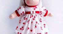Вальдорфская кукла своими руками для начинающих