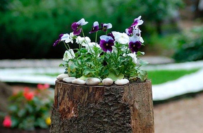 Поделки из пней для сада своими руками мастер-классы