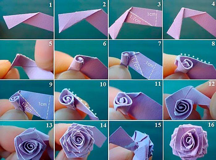 3-19-700x519 Цветы из подручных материалов своими руками – фото, мастер-класс