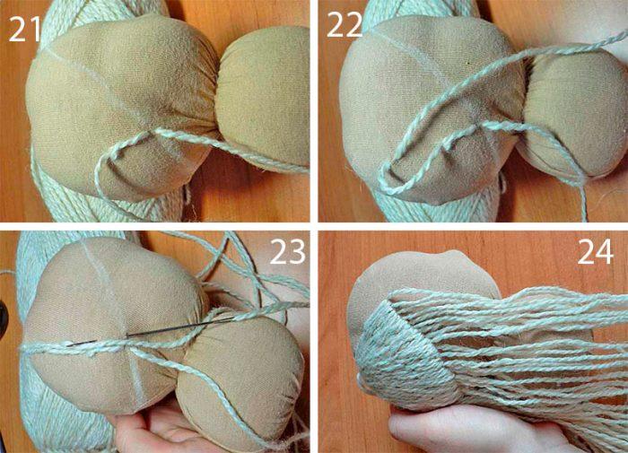 7-11-700x505 Пошаговый мастер-класс: Кукла из ткани
