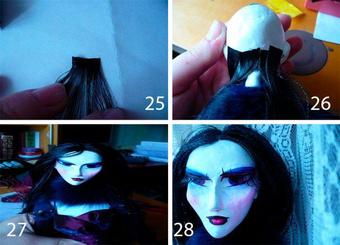 7-7-700x505 Пошаговый мастер-класс: Кукла из ткани