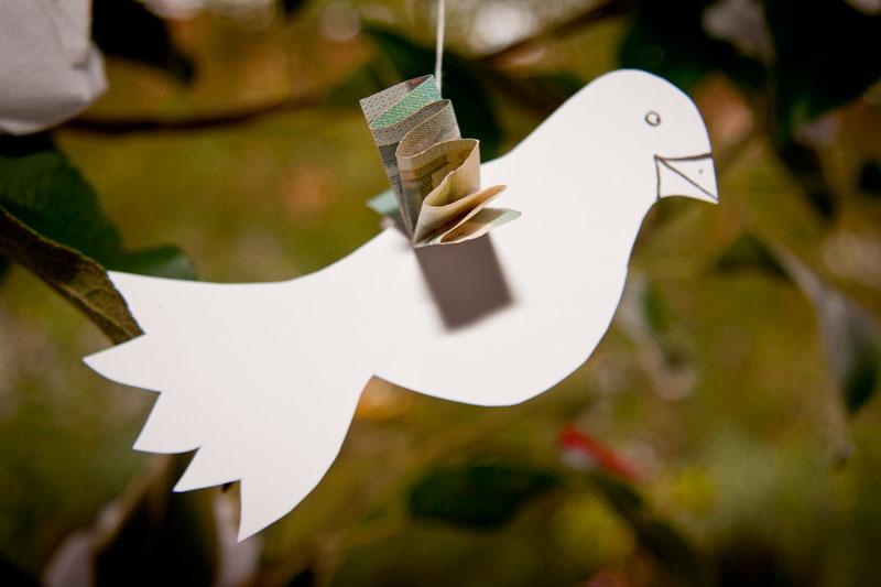 Бумажные голуби своими руками мастер-классы