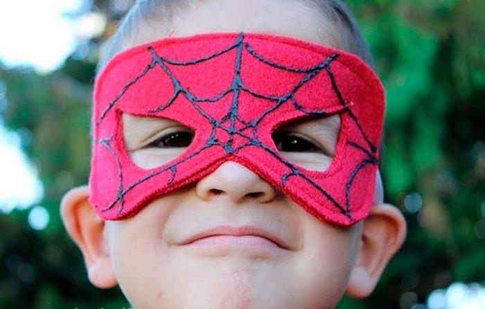 Маска человека – паука