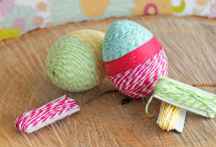нитяное яйцо