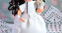 Куклы из фоамирана своими руками