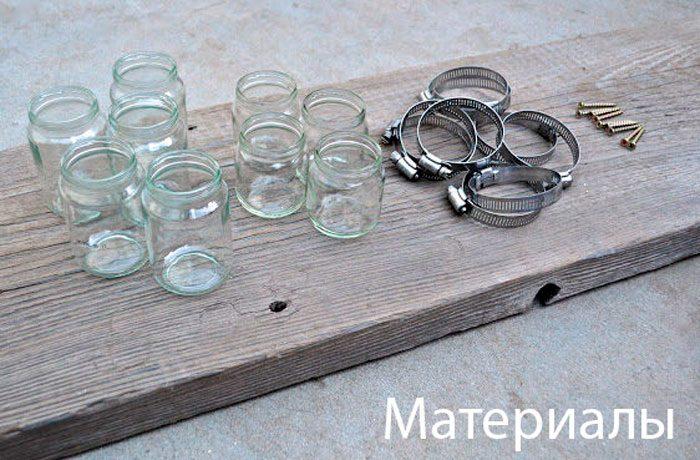 материалы для вазы