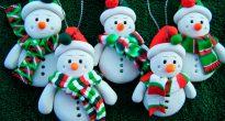 Снеговики своими руками