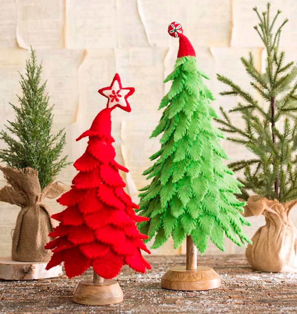 Поделка елка своими руками: инструкция   мастер-класс, как сделать красивую поделку на Новый Год (100 фото идей)