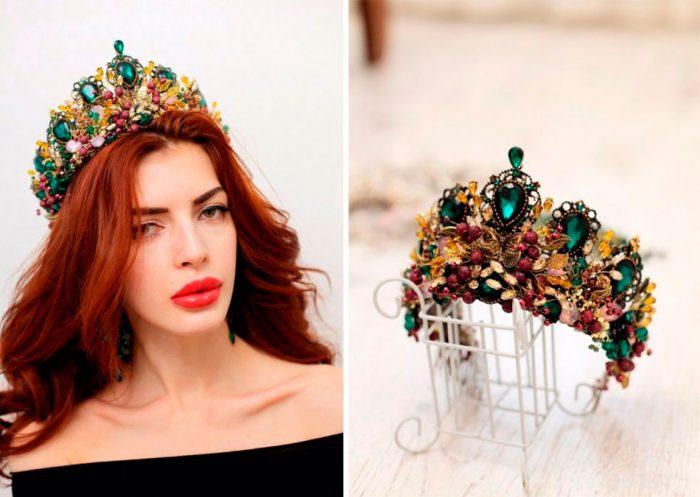 Роскошная корона