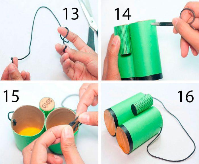бинокль пошаговая инструкция