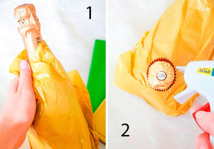 ананас пошаговый мастер-класс