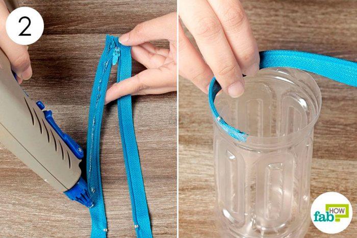 Пенал из пластиковых бутылок инструкция